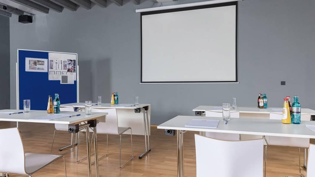 Schulungslocation und moderne Seminarräume