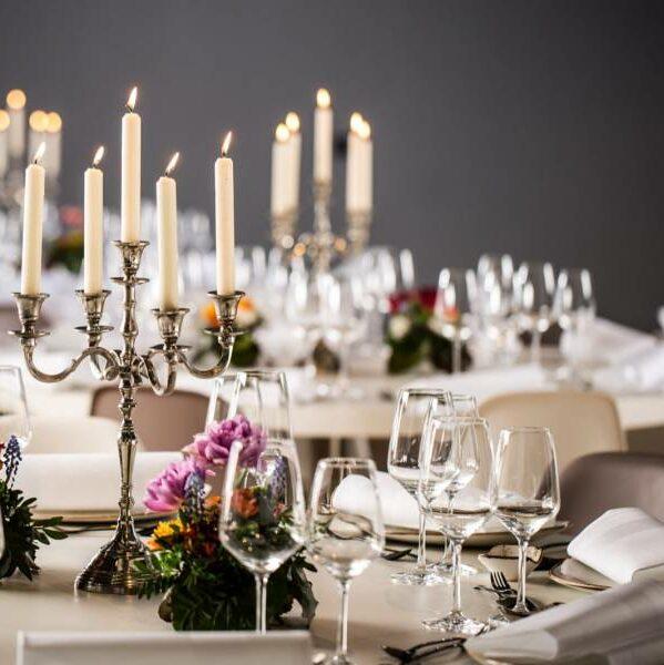 Festsaal: Hochzeitslocation Frankfurt